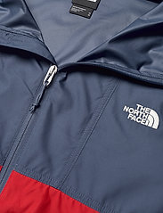 The North Face - M CYCLONE JACKET - vestes et manteaux - vintage indigo-rococco red - 2