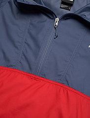 The North Face - M CYCLONE ANORAK - vestes d'extérieur et de pluie - vintage indigo-rococco red - 2