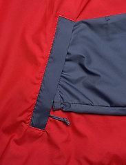 The North Face - M CYCLONE ANORAK - vestes d'extérieur et de pluie - vintage indigo-rococco red - 3
