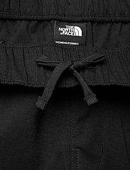 The North Face - W CLASS V JOGGER - bukser - tnf black - 5