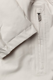 The North Face - W ZANECK PARKA - insulated jackets - vintage white - 10