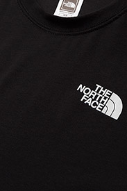 The North Face - M S/S RED BOX TEE - t-shirts - tnf black - 2