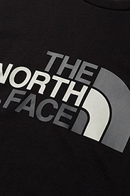 The North Face - M S/S EASY TEE - t-shirts à manches courtes - tnf black - 2