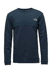 M TECH CREW - BLUE WING TEAL
