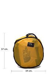 The North Face - BASE CAMP DUFFEL - M - salilaukut - summit gold-tnf black - 0