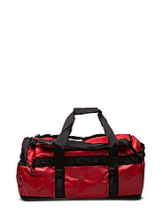 BASE CAMP DUFFEL - M - TNF RED-TNF BLACK