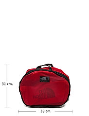 The North Face - BASE CAMP DUFFEL - M - salilaukut - tnf red-tnf black - 0