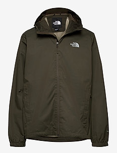 M QUEST JACKET - shelljacken - newtaupegreenblackheather