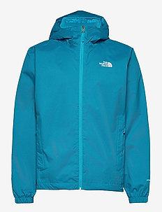 M QUEST JACKET - sports jackets - meridian blue black heather