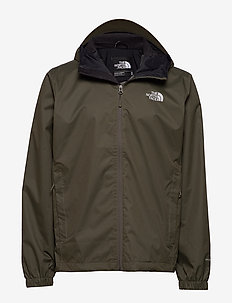 M QUEST JACKET - NEW TAUPE GREEN
