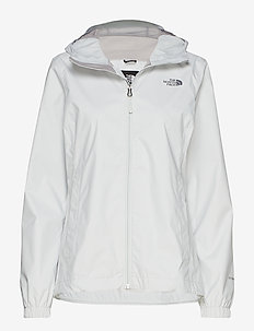 W QUEST JACKET - TIN GREY
