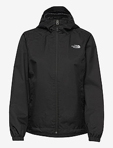 W QUEST JACKET - sports jackets - tnfblack/foilgr