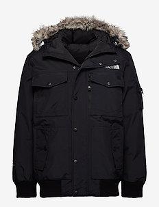 M GOTHAM JACKET - down jackets - tnf bl/hi ri gr