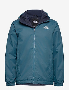 M QUEST INSULATED JK - isolerande jackor - mallard blue black heathr
