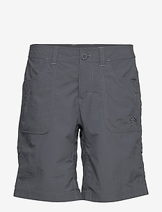 W HORIZON SUNNYSIDE - outdoor shorts - vanadis grey