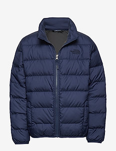B ANDES JACKET - MONTAGUE BLUE