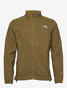 M NIMBLE JACKET - EU - softshelljacke - british khaki