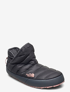 W TB TRACTION BOOTIE - insulated jackets - vanadis grey/pink clay