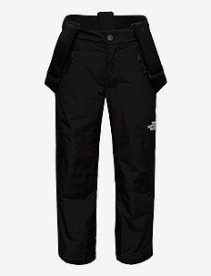 Y SNOW SUSP PLUS PNT - skibroeken - tnf black/tnf white