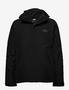 M NASLUND TRICLIMATE - EU - thermojacken - tnf black