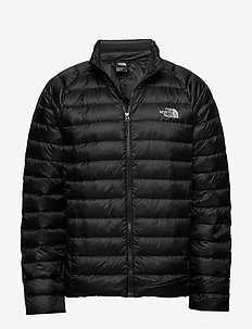 M TREVAIL JACKET - outdoor & rain jackets - tnf black-tnf black
