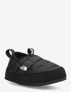 Y TB TRCTN MULE II - sportshoenen - tnf black/tnf white