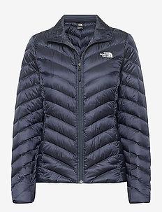 W TREVAIL JKT - insulated jackets - urban navy