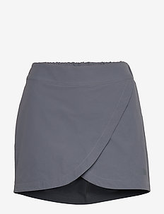 W INLUX SKORT - sports skirts - vanadis grey