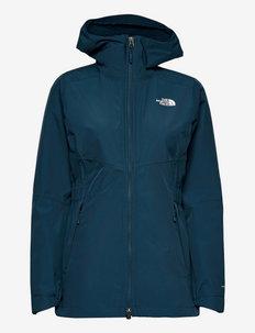 W HIKESTLLR PK SL JT - veste sport - monterey blue