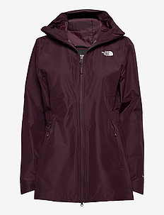 W HIKESTELLER PARKA SHELL JACKET - EU - veste sport - root brown