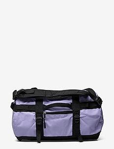 BASE CAMP DUFFEL - XS - sacs de sport - sweet lavender-tnf black