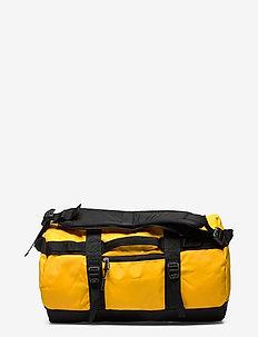BASE CAMP DUFFEL - XS - sacs de sport - summit gold-tnf black