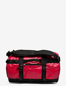 BASE CAMP DUFFEL - XS - treenikassit - tnf red-tnf black