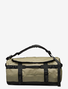 BASE CAMP DUFFEL - S - trainingstaschen - burnt olive grn/tnf black
