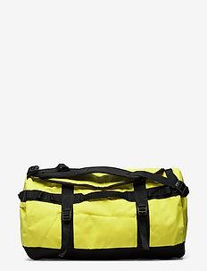 BASE CAMP DUFFEL - S - sacs de sport - sulphur spring green-tnf black