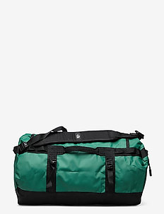 BASE CAMP DUFFEL - S - salilaukut - evergreen/tnf black