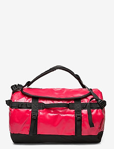 BASE CAMP DUFFEL - S - gymtassen - tnf red-tnf black