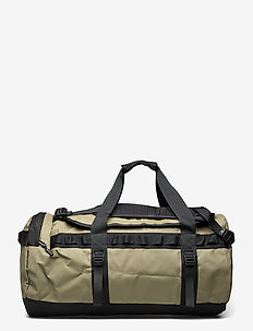 BASE CAMP DUFFEL - M - torby treningowe - burnt olive grn/tnf black