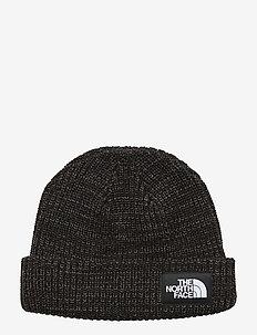 SALTY DOG BEANIE - hats - tnf black