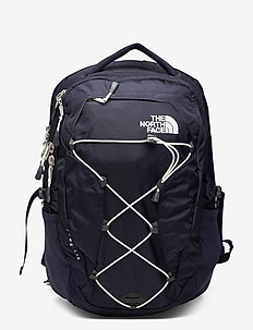 BOREALIS - training bags - aviator navy/meld grey