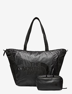 STRATOLINER TOTE - gym bags - tnf black