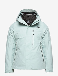 W GARNER TRICLIMATE JACKET CLOUD BL - CLOUD BLUE