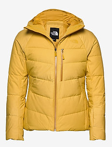 W BLITHEDALE D JKT - insulated jackets - golden spice
