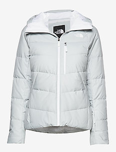 W BLITHEDALE D JKT - insulated jackets - high rise grey