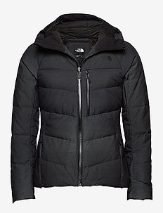 W BLITHEDALE D JKT - insulated jackets - tnf black