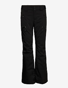 W LENADO PANT FIERY RED - isolerande byxor - tnf black