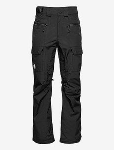 M SLASHBACK CARGO PA - hiihtohousut - tnf black