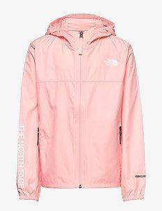 Y REACTOR WIND JKT - veste coupe-vent - impatiens pink