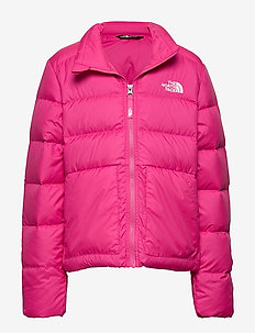 G ANDES DOWN JACKET - MR. PINK