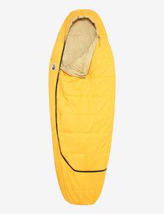 ECO TRAIL SYNTH - 35 - makuupussit ja -alustat - tnf yellow-hemp